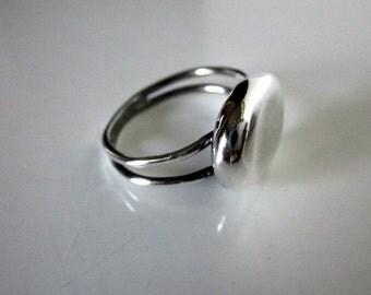 Bella's Very Elegant Sterling Ring