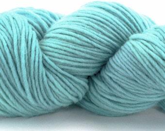 Single Ply Wool - Heavy Worsted - Ocean