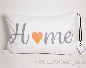 Pillows With Words Etsy