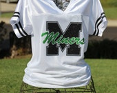 Football Jersey, Football Mom, Spiritwear, Boyfriend Jersey