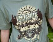 Supernatural Shirt - Camp Chitaqua Shirt - Castiel Shirt - Cas Shirt - Dean Winchester Shirt - Supernatural T-Shirt - Supernatural Gift