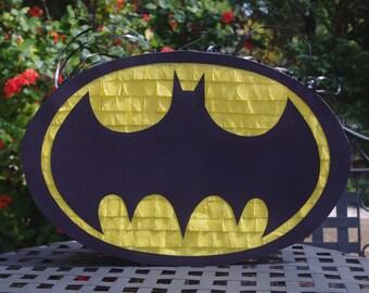 Batman Inspired Birthday Pinata