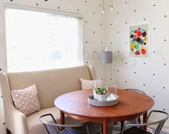 Mini Polka Dots Decals -  Polka Dots Wall Decals - Baby Nursery Decals - AP0019