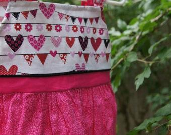 Pink Sweetheart Dress
