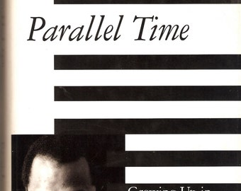 Signed Brent Staples Parallel Time: Growing Up in Black and White 1994 HC 1st