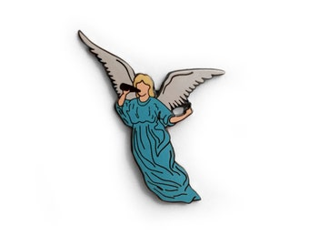 LIMTED EDITION! - Drunk Angel Pin