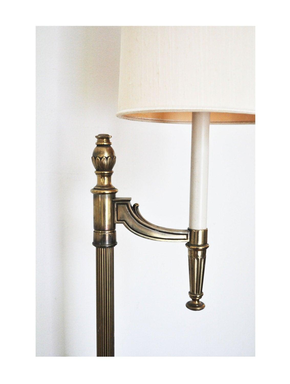 antique brass floor lamp. Black Bedroom Furniture Sets. Home Design Ideas