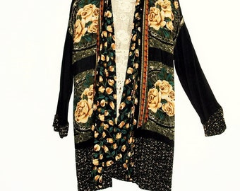Sale Bohemian Tribal Duster Ethical Fashion