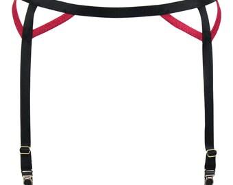 SALE - Vice Suspender Belt - Small, Medium