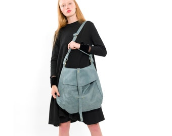 Soft leather bag - Tote bag