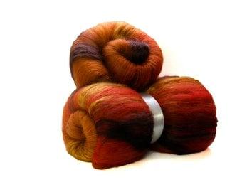 Sandstone Merino Wool Batt - Stone Batts - 3 oz