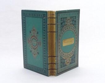 Unique Guest Book Wedding, Personalized Keepsake, Anniversary, Pregancy Journal, Retirement Gift, Bespoke Guestbook, Medium, Custom Made