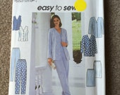 Misses Top, Jacket, Skirt, Pants Plus Size Sewing Pattern Simplicity 8522 - Sizes 16 - 20