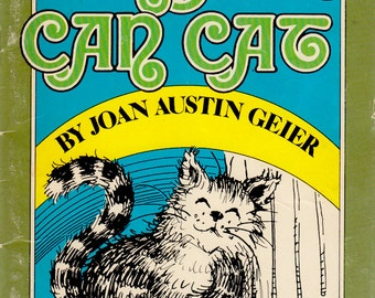 Garbage Can Cat by Joan Austin Geier, illustrated by Alfred Perry