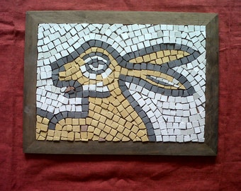 The Hare - Roman mosaic kit
