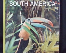 Hardcover-LIFE Nature Library The Land And Wildlife of South America