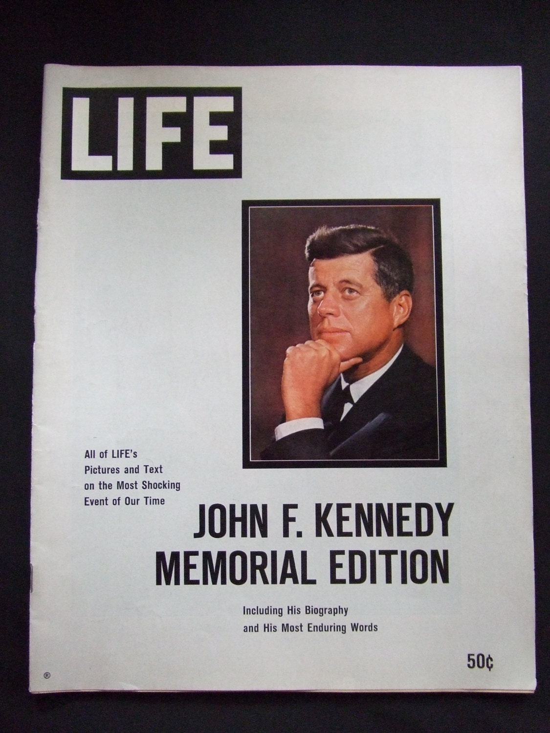 biography of john f kennedy John fitzgerald jack kennedy (d 1963) was the 35th president of the united states kennedy was noted for his cold war leadership, avoiding nuclear confrontation with the soviet union while advancing the cause of civil rights at home and setting a goal of a manned moon landing by the end of.