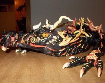 Lava Drake Lord Shikotsu