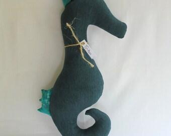 Stuffed Seahorse Friend Plush Toy
