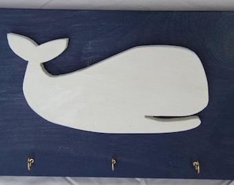 Whale Key Hook