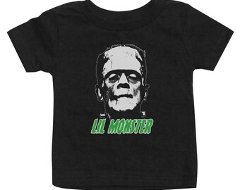 Lil Monster (Frankenstein's Monster) T-Shirt or Onesie