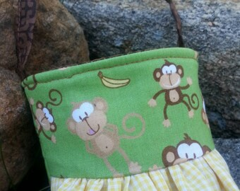 Baby's First Purse, Toddler Monkey Purse