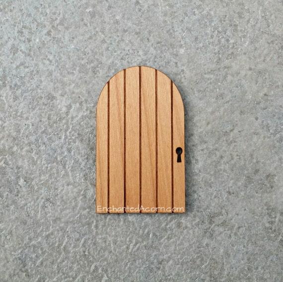 Diy pixie fairy doors small fairy garden doors natural for Wooden fairy doors to decorate
