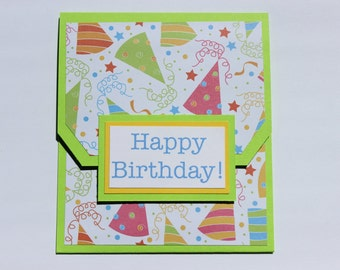 disney gift card holder mickey mouse happy birthday money, Birthday card
