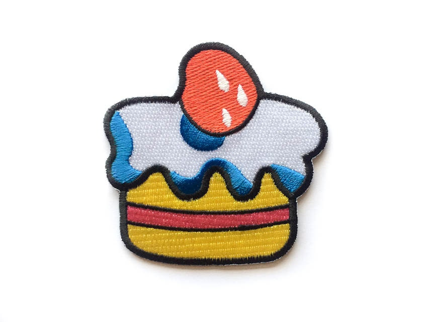 Cupcake Applique Pattern Pictures To Pin On Pinterest Tattooskid