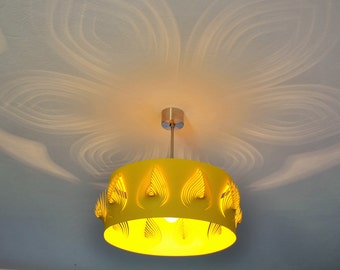 Modern Lamp, unusual design, ceiling light SUNNY DAY