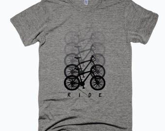 Bike Tshirt / Ride Tshirt / Bikes T-shirt / Bicycle Tshirt / Boyfriend Gift Dad Gift / Cliche Zero