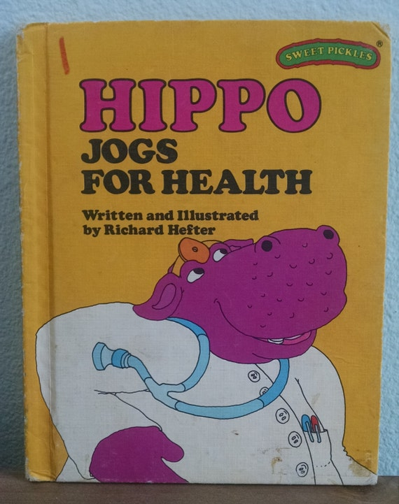 1977 Sweet Pickles Books Lot 6 Iguana moose lion pig alligator elephant .