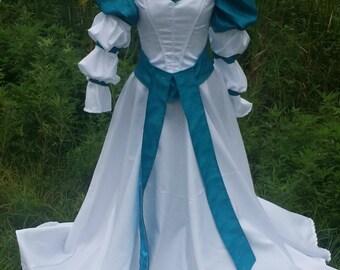 Swan Princess Costume