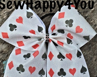 Cheer Bow sublimation