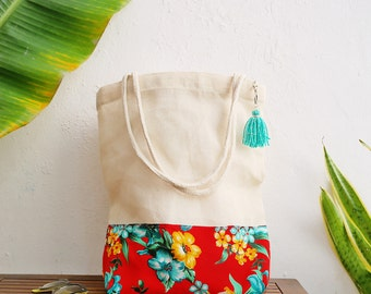 Custom wedding tote / beach bags personalized / event gift