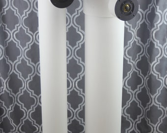 Custom Speakers - PVC pipe sewer speakers