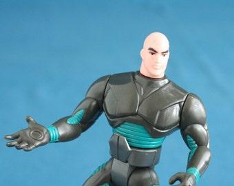 1996 Kenner SUPERMAN Animated LEX LUTHOR action figure dc comics