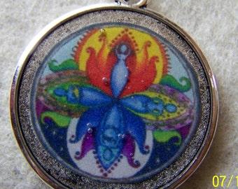 Elemental Goddess Pendant