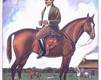The Irish R.M.. Original Poster. 1983