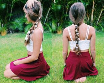 Simply Daisy- Flower Braid Hair Extension
