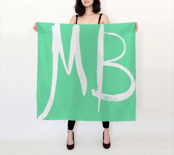 Wedding Gift Ideas For Female Coworker : scarf, coworker gift, women scarf, wedding gift, girlfriend gift ...