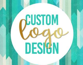 Custom LOGO Design Package - Branding Logo - Shop Logo