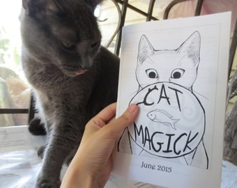 Cat Magick Zine - LIMITED