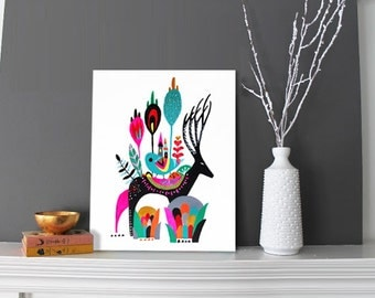 Move House Print, Bird, wall art home decor modern art print  wall decor printable