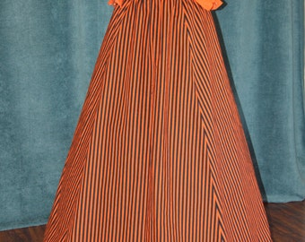 Victorian skirt, Belle Epoque era, theatre,  historical, movie costume