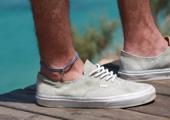 Men's Anklet Men's Ankle Bracelet Anklet For Men By Galismens. Friend Diamond. Pretty Wedding Rings. Genova Watches. Unique Stud Earrings. Third Eye Rings. Cathy Waterman Rings. Multilayer Necklace. Pale Yellow Gemstone