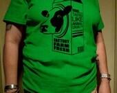 Animal Rights T-shirt  -  Factory Farm Fresh