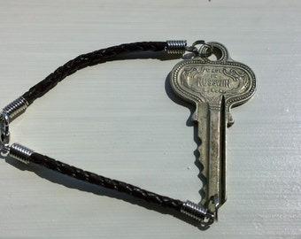 Antique Key Bracelet