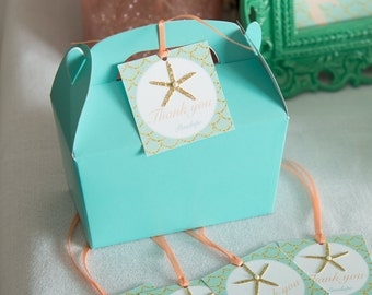 Gable Box Party Favor