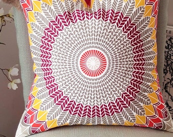 SALE Fall Feather Pillow